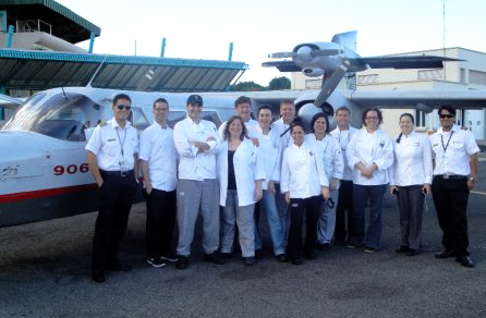 CulinaryCorps chefs embark for Vieques